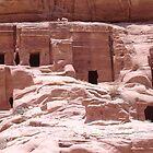 Petra Caves by AlvinBurt