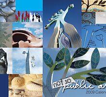 not so public art 2009 calendar by carotone