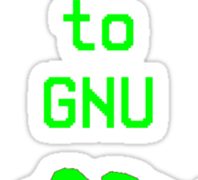 dev/null compares to GNU Sticker