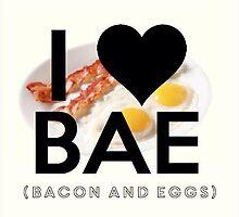 BAE (Bacon & Eggs) by StubbornRadish