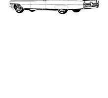 1964 Cadillac Coupe Sixty Two Series by garts