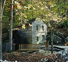 the old Grist Mill by Sonna S