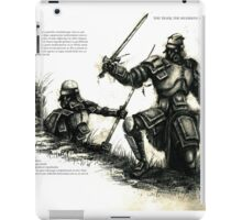 The Tiger, The Shaman and The Closet iPad Case/Skin