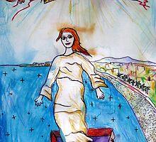 Demoiselle De La Mer by John Douglas