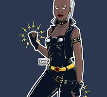 80's Storm by Samantha Young