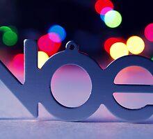 Joyeux Noël by Claire Penn