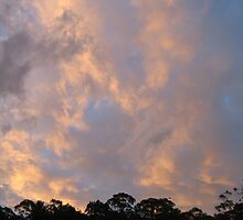 Stormy sunsets 2 by lillypilly