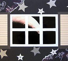 Night sky by evapod
