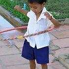 Hula Hooping by fortemute