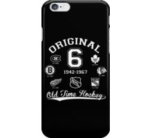 Original 6 iPhone Case/Skin