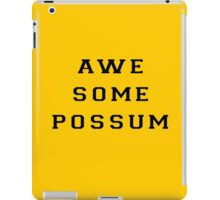 The Lonely Island - Awesome Possum - Oscars Performance iPad Case/Skin