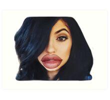Kylie BB Art Print