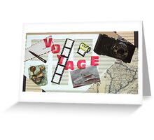 Voyage Greeting Card