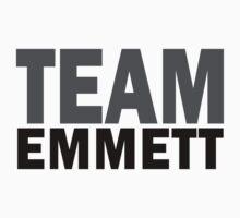 TEAM Emmett by alwaysdazzle