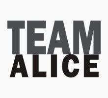 TEAM Alice by alwaysdazzle