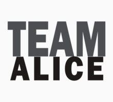 TEAM Alice by alwaysdazzle