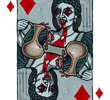 Vampire Queen of Diamonds by pixbyr