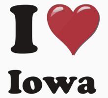 I Love Iowa by ColaBoy