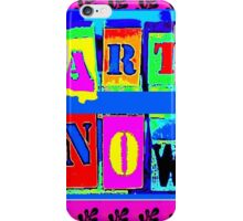 Art Now iPhone Case/Skin
