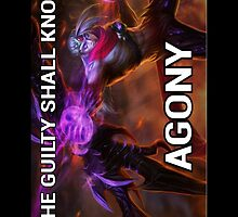 The Guilty Shall Know...AGONY by LTOM