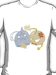 Alphonse and Edward Chibi T-Shirt