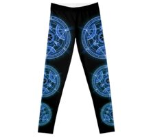 Human Transmutation Circle Leggings