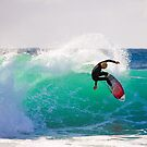 Surf 's up II by aabzimaging