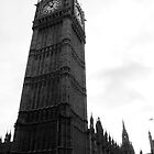 Big Ben Clock Tower by vkotis