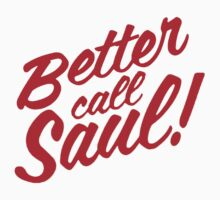 Better Call Saul Clean Text by PrettyPictures