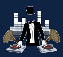 DJ Gramophone by ntamime