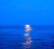 LIGURIAN MOONLIGHT by brightspark