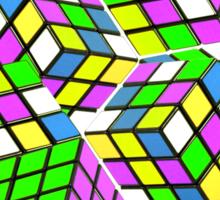 Rubix Sticker