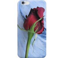 Not Just Another Red Rose iPhone Case/Skin