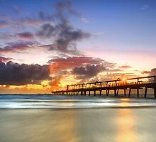 The Calm before the Storm - Gold Coast Qld Australia by Beth  Wode