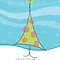 Christmas Card - sweet little tree by Kat Massard