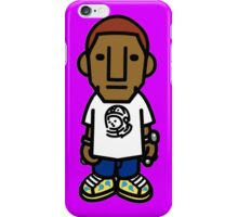 PHARELL BAPE iPhone Case/Skin