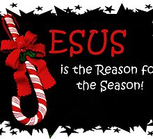 Jesus is the Reason for the Season by Tanya Wallace