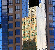 Mirrored Windows by Laurie Puglia