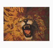 Marker Maker - Lion roar Kids Clothes