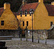 Culross Palace by Jeremy Lavender Photography
