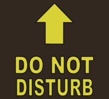 Do Not Disturb by mobii