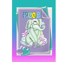 Special Hugs Photographic Print