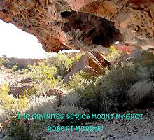 The Granites and surrounds Mt Magnet by robert murray