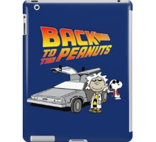 Back to the Future Peanuts iPad Case/Skin