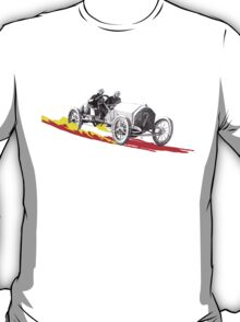 Classic Race Car Number 7 T-Shirt