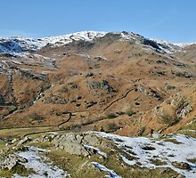 Fells Near Grasmere - Lake District by Rod Unwin