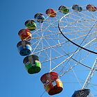 cupcake ferris wheel fun by Kate Kowald