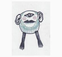 Big Blue Cyclops Kids Clothes