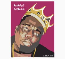 BIGGIE SMALLS by missyc