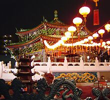 Chinatown in Yokohama, Japan by satsumagirl